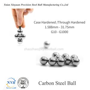 1 3/8 as esferas de aço carbono utilizados em colunas de direção do automóvel