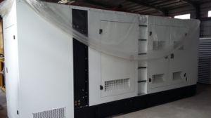 450kVA 400V Cummins Dieselmotor-Generator-Set-schalldichtes Kabinendach