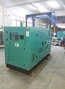 Sale Price 40kw 50kVA Silent Electric Power Diesel Generatorのための広州Generator