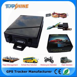 2 SIM-карты GPS Tracker для автомобилей остановки автомобиля