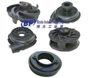 슬러리 펌프를 위한 Shijiazhuang 고무 임펠러 예비 품목