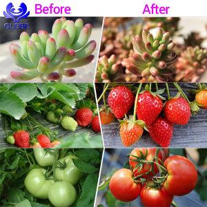 La pianta idroponica piena della clip il LED LED di spettro 18W coltiva gli indicatori luminosi per la serra