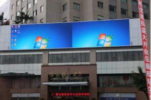 P8 pleine couleur de la publicité de plein air Module d'affichage à LED