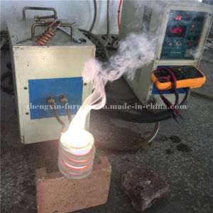 5-10kg 철을 녹기를 위한 IGBT 감응작용 녹는 로