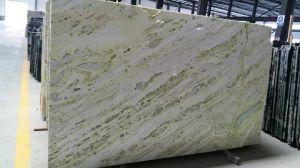 タイル、フロアーリングおよびカウンタートップのための緑の大理石の緑の石造りの平板