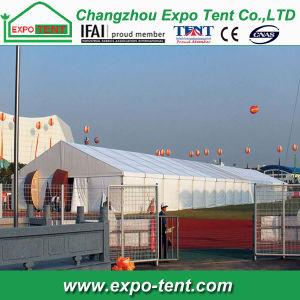 15mの常州の白いプレハブの倉庫のテント