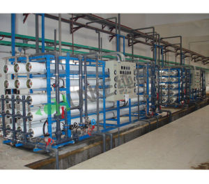 Опреснения морской воды обратного осмоса/ Завод опреснения воды соотношение цена / машин для опреснения воды