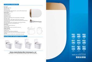 情報処理機能をもったBidetのスマートな洗面所