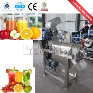 Denucleated en Verpulverende Machine van vruchten