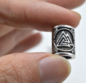 Martello dei branelli delle rune del Vichingo del peso di alta qualità per la collana del pendente dei braccialetti