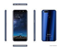 Bisel de la pantalla menos teléfono inteligente 4G con 2200mAh Batería grande 1GB+8GB Precio barato modelo con el precio de fábrica