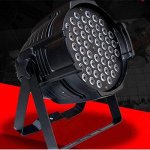 Larga vida colorido escenario LED Lámpara PAR