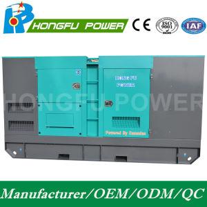 44kw Diesel van de Macht van 55kVA Cummins de Super Stille ElektroGouverneur van de Generator