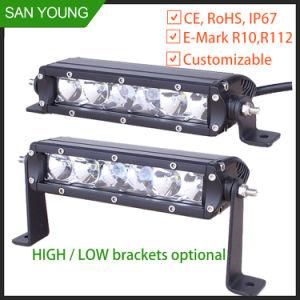 車4X4のドライビング・ライト棒LEDのトラックのために運転する道のクリー族LEDのライトバー4X4を離れて