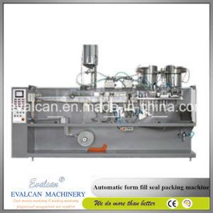 自動3側面のシーリング磨き粉の満ちるパッキング機械