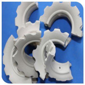 20 van Ervaringen Van de Hittebestendigheid van het Ceramische van het Zadel Intalox Willekeurige van de Verpakking jaar Zadel van Intalox