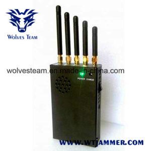 3W de draagbare 3G UHFStoorzender van Cellphone VHF