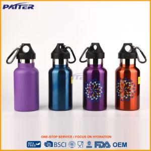 Cheap nueva moda de acero inoxidable Botella de agua caliente