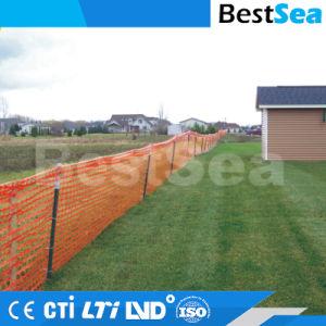 耐久のHDPEプラスチック上塗を施してあるワイヤー網フィールド塀