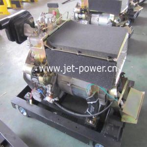 Démarrage électrique 5kw refroidi par air Silencieux insonorisées générateur diesel portable