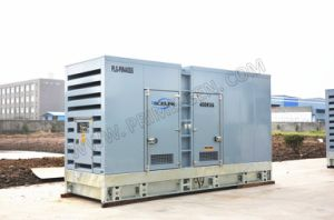 440kVA Super silencieux alimenté par générateur diesel Perkins avec ce/ISO