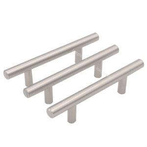 Forever Design clássico vendas quente Orb sólido T Bar puxe a pega de mobiliário da gaveta do gabinete
