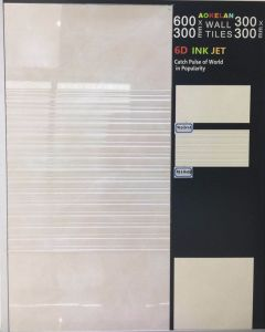 Het moderne Ontwerp Inkjet verglaasde de Binnenlandse Ceramische Tegel van de Muur met ISO