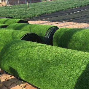 Sempre naturais de relva sintética de relva artificial Verde 15mm