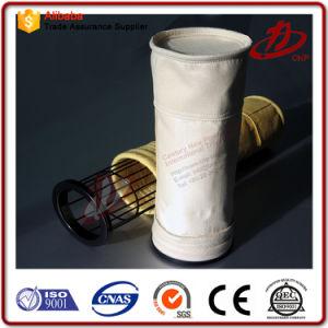 Sacchetto filtro dell'accumulazione di polvere di industria di cemento del tessuto di PTFE