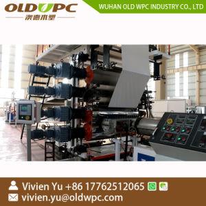 家の装飾またはSpcのフロアーリングの押出機のための機械を作るSpc PVC床