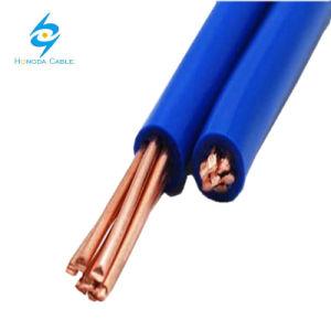 Thw/Tw14mm2 18mm2 20mm2 30mm2 38m2M Cabo eléctrico para o Mercado das Filipinas