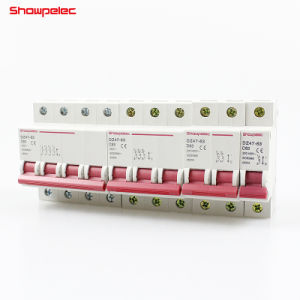 6KA C45n MCB 4p Ce 1-63непосредственно у производителя