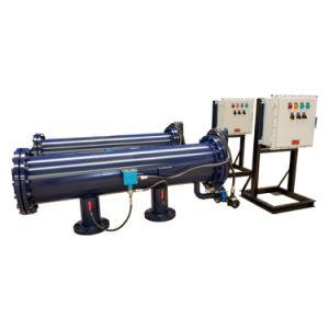 Pantalla de tipo horizontal de aspiración automática auto-limpieza de filtro de agua