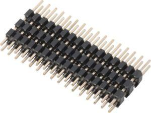 2,54 mm de Pinos do PCB do macho