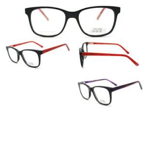 De modieuze Glazen van het Oog van de Bril van de Frames van het Glas van het Oog van het Frame van het Oogglas Optische (FXA1056)