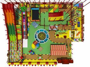 Os melhores preços de diversões para crianças parque infantil grande ginásio Piscina parque ao ar livre equipamento para o centro de reprodução
