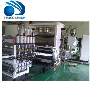 machine van het Blad van het Huisdier van de Breedte van 215mm dik 2300mm de Plastic