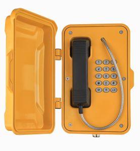 Аварийный туннель телефон, водонепроницаемый телефон экстренной связи и промышленных SIP/телефон VoIP