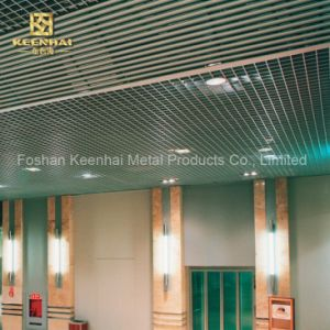 Design moderno para grelha integrado teto metálico (KH-MC-G6)