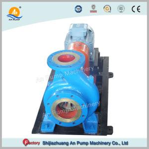 Pièces en acier inoxydable fin humide acide Centirfugal Ressitant Pompe horizontale