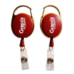 Einfache Metallfertigkeit-Abzeichen-Bandspule für Dekoration (010)