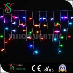 Eiszapfen-Lichter des Feiertags-IP65 im Freien der Dekoration-LED