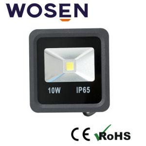 LED夜ライトはダイカストアルミニウム10W LED洪水ライトを
