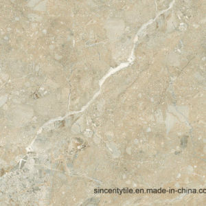 Tegel van het Porselein van de Kleur van China Foshan de Bruine Rustieke met Ruwe Oppervlakte