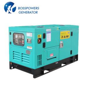 50Hz 15kw 19kVA Water-Cooling silencieux auvent insonorisées propulsé par groupe électrogène diesel Kubota Groupe électrogène diesel de l'alternateur