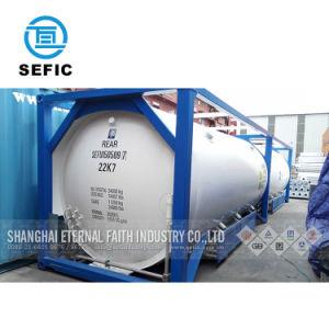 Contenitore di vendita caldo del serbatoio di iso del liquido criogenico (SEFIC-T75)
