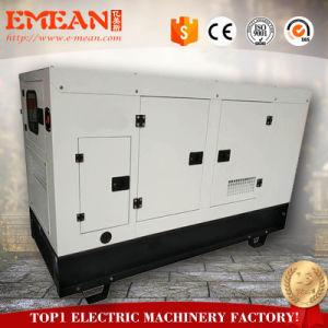 Generatore insonorizzato del diesel di migliore di prezzi qualità 64kw 80kVA di Superier