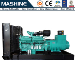 50Hz 1500 Rpm 400kVA gerador Diesel Cummins para venda
