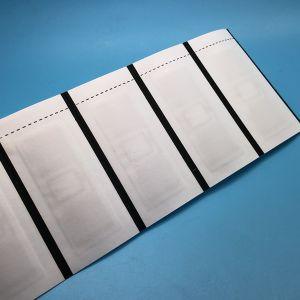 제조 860-960MHz에 의하여 길쌈되는 직물 UHF RFID 의복 또는 의복 또는 clotning 레이블