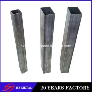Material de construcción al por mayor de galvanizado en caliente rectángulo cuadrado/tubo de acero para muebles
